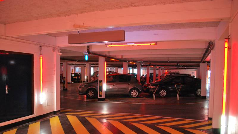 Parking Garlande photo 1