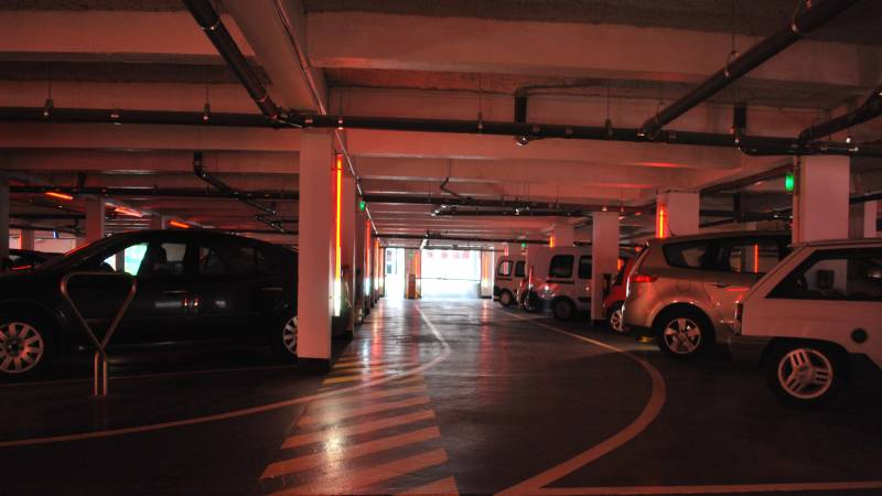 Parking Garlande photo 2